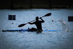 دومین دوره المپیاد ورزش قایقرانی کشور در سنندج آغاز شد