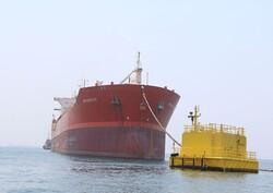 New 100,000t SPM system installed in Siraf port