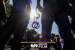 دستگیری ۱۸۸ سارق و مجرم حرفهای در طرح کاشف ۳