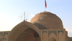 تصویر تمدن و هویت جوامع اسلامی در چشمانداز مساجد قدیمی کاشان