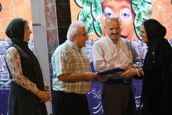 اختتامیه دهمین دوره جشنواره تئاتر خیابانی شهروند لاهیجان برگزارشد