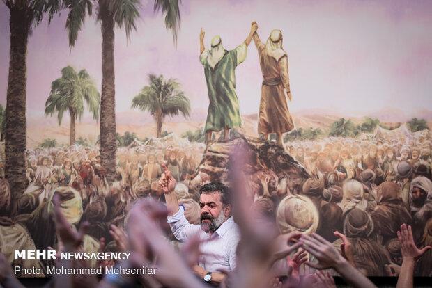 جشن عید غدیر در هیئت ریحانة الحسین (ع)