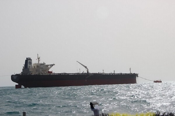 Iran tanker 'HELM' breaks down in Red Sea