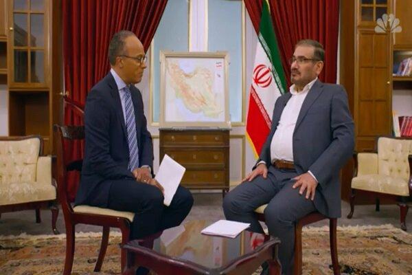 VIDEO: Costs of war bigger than benefits for US, Shamkhani tells NBC