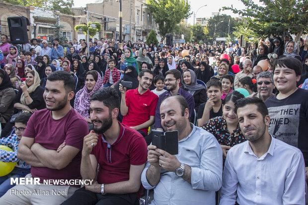 جشن عيد غدير در تبريز