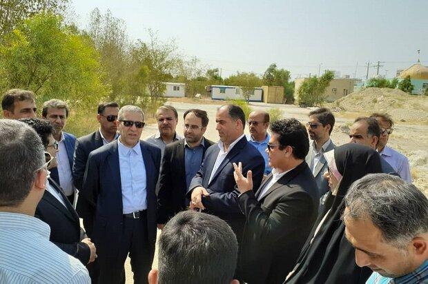 نظارت ویژه و مستمری بر اجرای پروژههای عمرانی استان بوشهر داریم