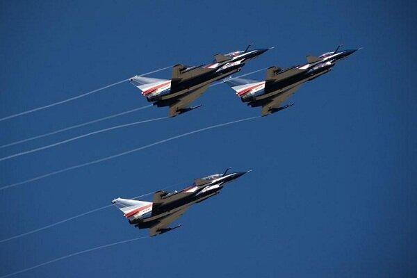 نیروهای هوایی چین و تایلند رزمایش مشترک برگزار میکنند