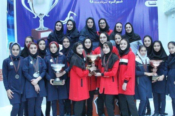 مسابقات قهرمانی دوومیدانی دانش آموزان کشور در شهرکرد برگزار شد