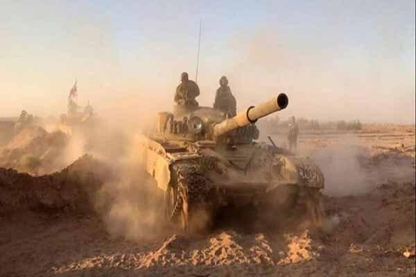 تداوم جنگ در ادلب و فرار تروریستها