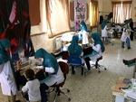 ارائه بیش از ۴۰۰۰ خدمت درمانی به مردم محروم سرفیروزآباد