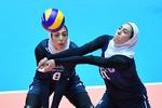 دو بازیکن به فهرست سهمیه بندی بانوان ملیپوش والیبال افزوده شدند