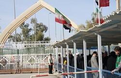 تکمیل و بهروزرسانی زیرساختهای مرز خسروی /راهاندازی اردوگاه ۱۰ هزار نفری
