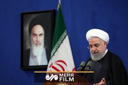 روحانی: مبارزه با فساد بر عهده دولت است