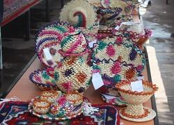 نخستین جشنواره سبدبافی در کشکسرای مرند برگزار شد