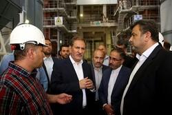 جهانگیری از نیروگاه زباله سوز نوشهر بازدید کرد