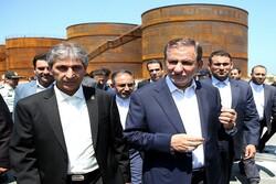 جهانگیری از بندر و گمرک نوشهر بازدید کرد