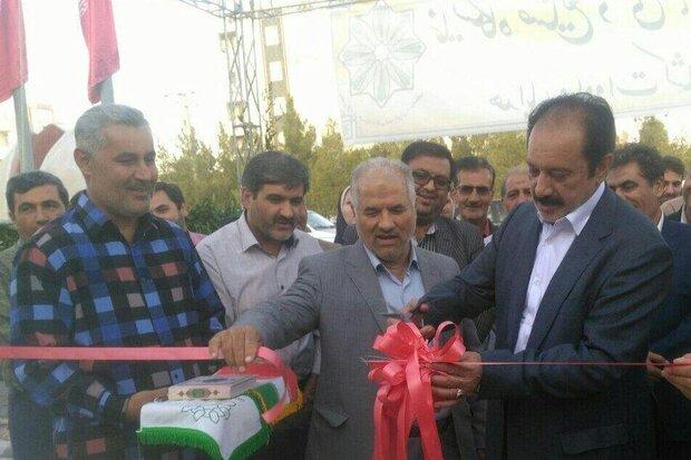 نمایشگاه ششمین جشنواره ملی پسته ایران-دامغان گشایش یافت