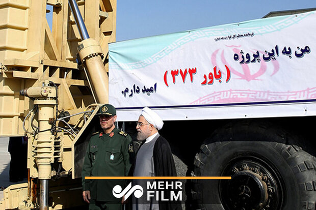 VIDEO: Bavar-373 comes on stream by Pres. Rouhani's directive