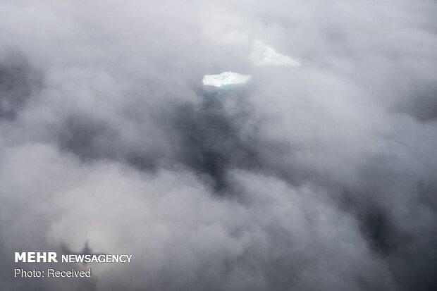 آب شدن یخ های گرینلند