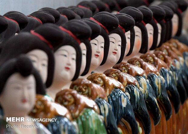 هنر مجسمه سازی سفالی در چیین
