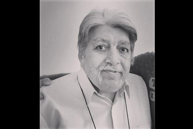 تشییع پیکر زنده یاد ناصر احمدی از کرج