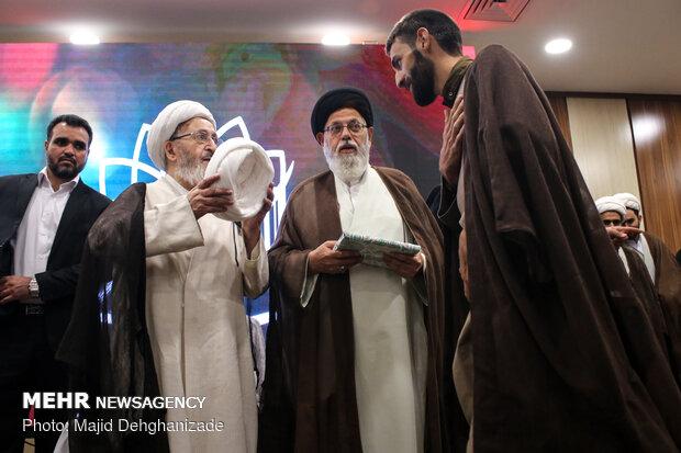 افتتاح پروژه مدرسه علمیه مدینه العلم کاظمیه