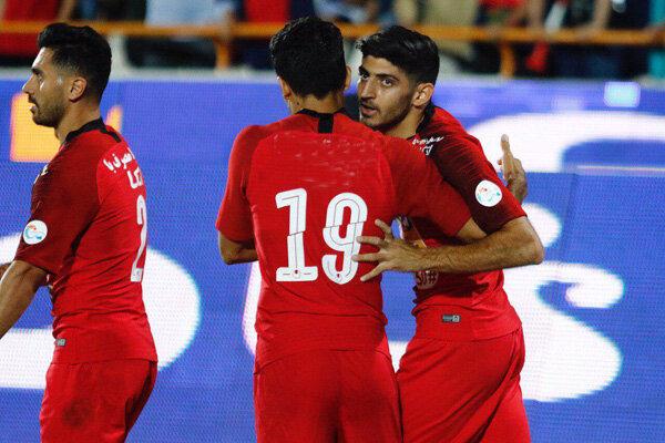 """برسبوليس يستهل مشواره في الدوري الإيراني بهزيمة """"بارس جنوبي"""""""