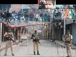 بھارتی حکومت نے سرینگر میں دو دن کے لئے کرفیو لگا دیا