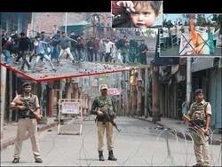بھارتی فورسز نے کشمیر کے ضلع شوپیاں میں کئی گھروں کو نذر آتش کردیا