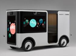 سونی وسیله نقلیه خودران می سازد