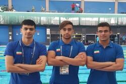 مهرشاد افقری: شرایط تیم ملی شنا خوب است