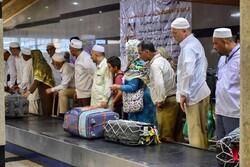 بازگشت حدود ۲۳ هزار زائر حج از طریق ترمینال سلام فرودگاه امام(ره)