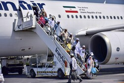 Return of Golestan Province's pilgrims from Hajj rituals