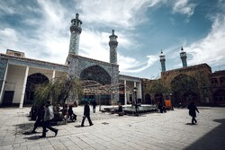A walk through Jameh Mosque of Hamedan
