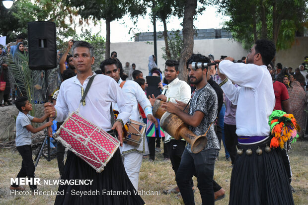 'Mogh and Moshta' festival in Hormozgan province
