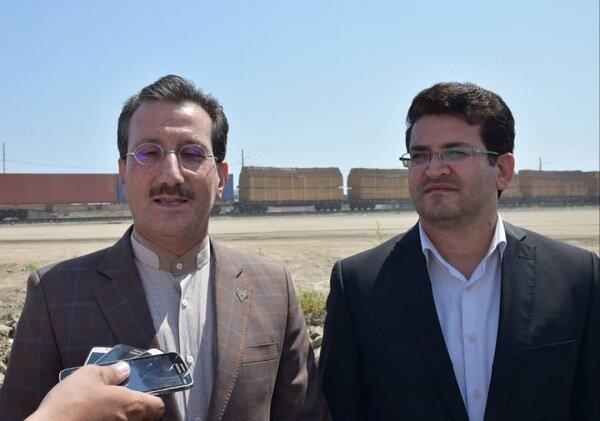 ۴۰ کیلومتر از خط ریلی آستارا به رشت توسط ایران احداث می شود