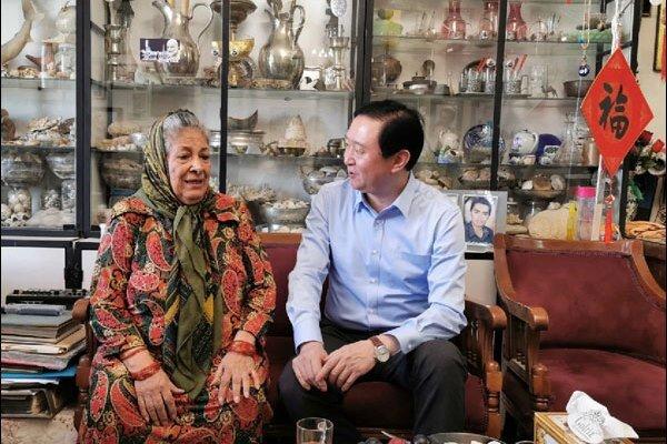 سفیر چین در ایران: ما دوستان قدیمی را فراموش نمی کنیم