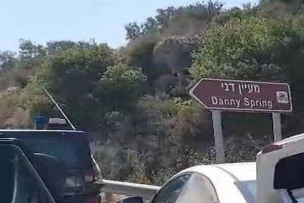 هلاکت یک نظامی صهیونیست در غرب رام الله