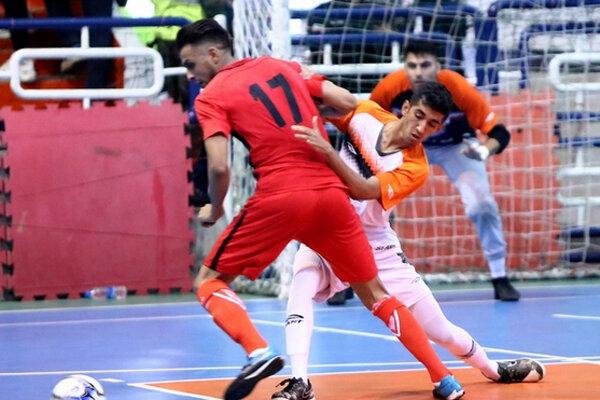 نتایج ۴ مسابقه برگزار شده از هفته هجدهم لیگ برتر فوتسال
