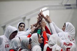 İran Milli Kadın BasketbolTakımı Ürdün'ü yendi