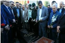 تجدید بیعت مدیران استان همدان با آرمانهای شهدا