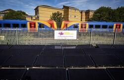 نخستین خط راهآهن خورشیدی جهان در انگلیس فعال شد