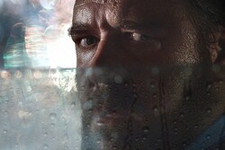 راسل کرو در نقش راننده عصبانی دیده شد/ خشمی هزار برابر گلادیاتور