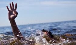 غرق شدن جوان ۱۹ ساله در بیستون