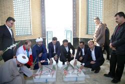 ۵۹ پروژه هفته دولت در تنگستان افتتاح یا اجرایی میشود