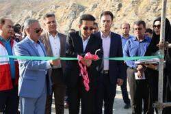 ۲ پروژه کنترل سیلاب در تنگستان افتتاح و کلنگزنی شد