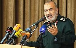 قائد الحرس الثوري: الكيان الصهيوني ليس بالقدر الذي يكون تهديدا لنا
