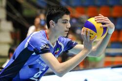 Iran defeats Colombia at FIVB Volleyball U-19 World C'ship