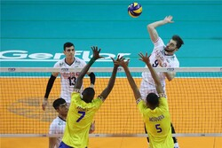 Iran U19 volleyball