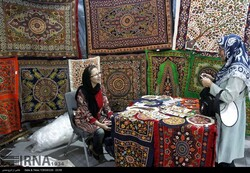 32nd national crafts exhibit opens today in Tehran